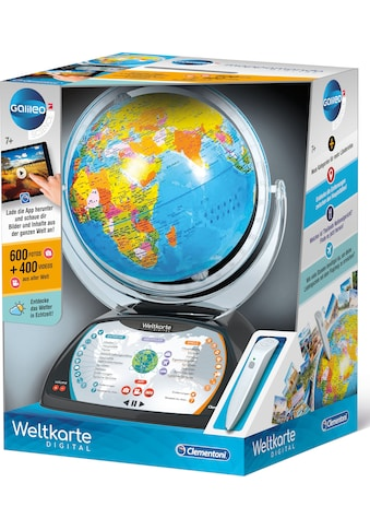 "Clementoni® Globus ""Galileo  -  Digitaler Globus"" kaufen"