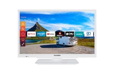 """Telefunken LED-Fernseher »XF22G501V-W«, 55 cm/22 """", Full HD, Smart-TV kaufen"""
