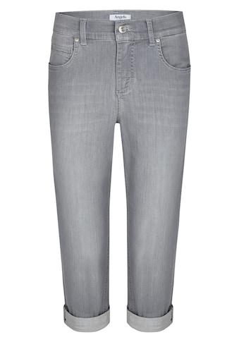 ANGELS Capri - Jeans ,Cici TU' mit leichter Used - Waschung kaufen