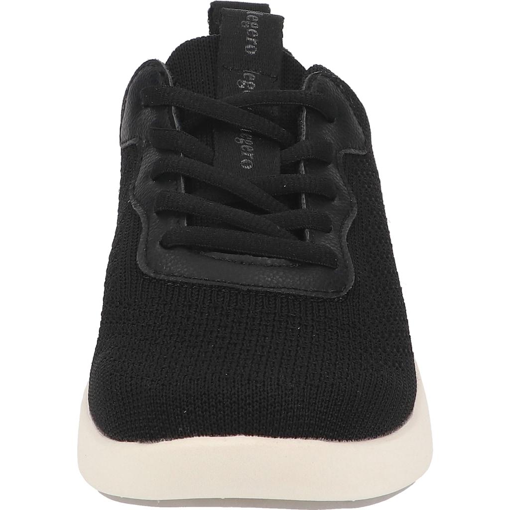 Legero Sneaker »Lederimitat/Textil«