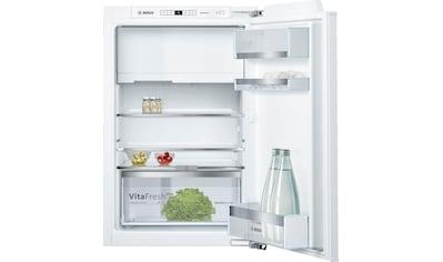 BOSCH Einbaukühlschrank 6, 87,4 cm hoch, 55,8 cm breit kaufen