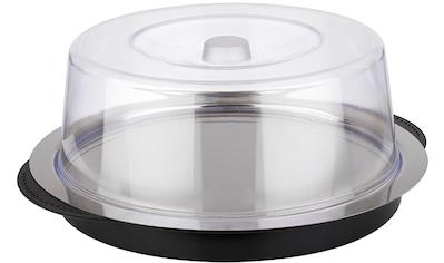APS Buffet-Vitrine, Ø 35 cm, inkl. 2 Kühlakkus kaufen