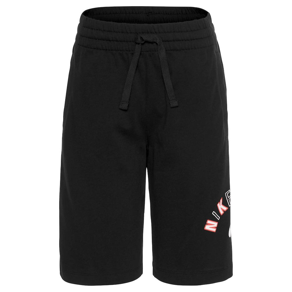 Nike Sportswear Sweatshorts »BOYS GOOD JERSEY SHORTS«