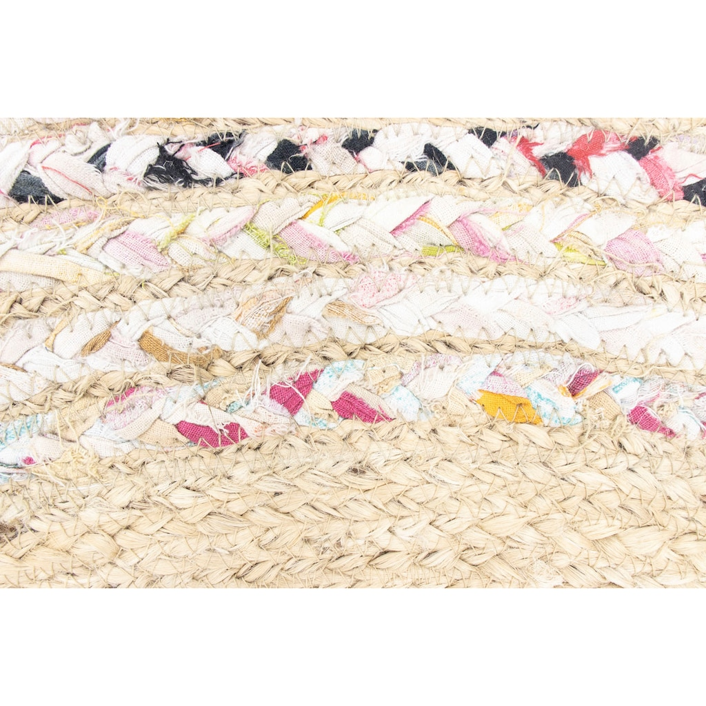morgenland Teppich »Sisalteppich Teppich Dreors«, rund, 6 mm Höhe