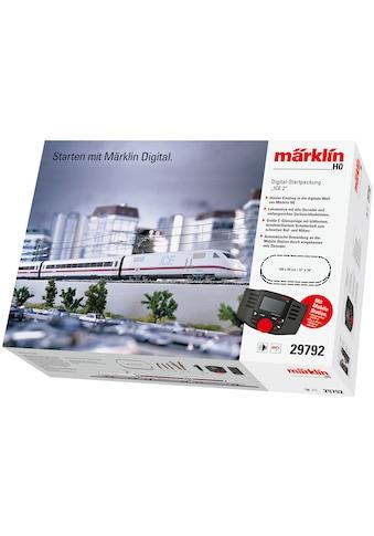 """Märklin Modelleisenbahn - Set """"Märklin Digital  -  Startpackung ICE 2, Wechselstrom  -  29792"""", Spur H0 kaufen"""
