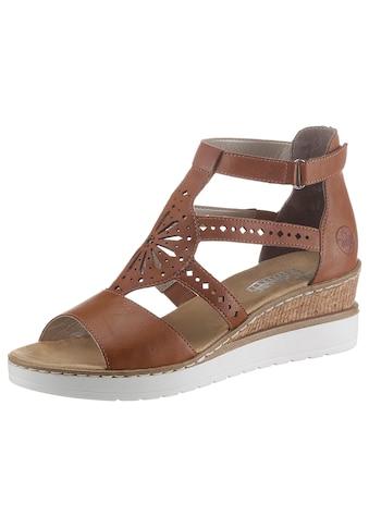 Rieker Sandalette, im Ethno-Look kaufen