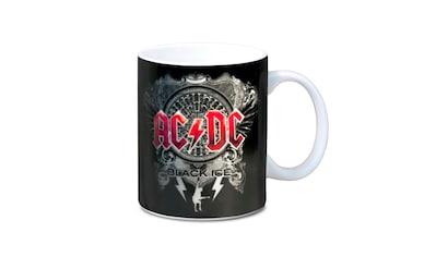 LOGOSHIRT Tasse mit AC/DC - Print kaufen