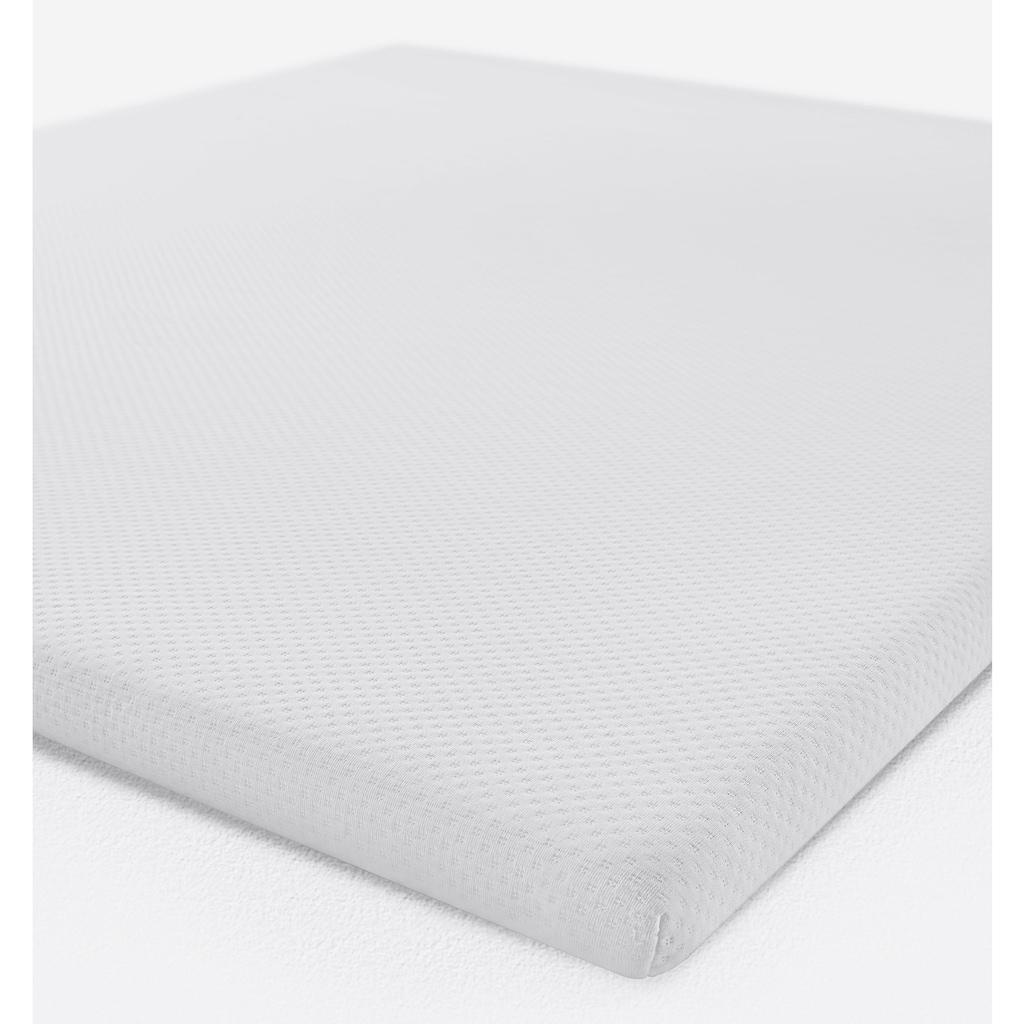 meise.möbel Boxspringbett, mit LED Beleuchtung, wahlweise mit Bettkasten