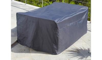 KONIFERA Schutzplane »Florenz / Korsika«, für Gartenmöbelset, (L/B/H) 195x128x94 cm kaufen