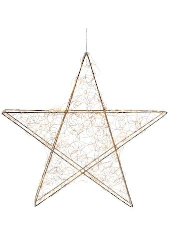AM Design LED Stern, Warmweiß, aus Draht kaufen