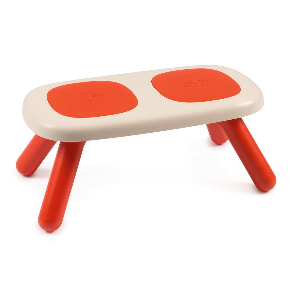 Smoby Sitzbank »Kid, orange«, Made in Europe