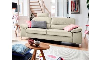DELAVITA 2-Sitzer »Constanze«, wahlweise mit teilmotorischer Relaxfunktion kaufen