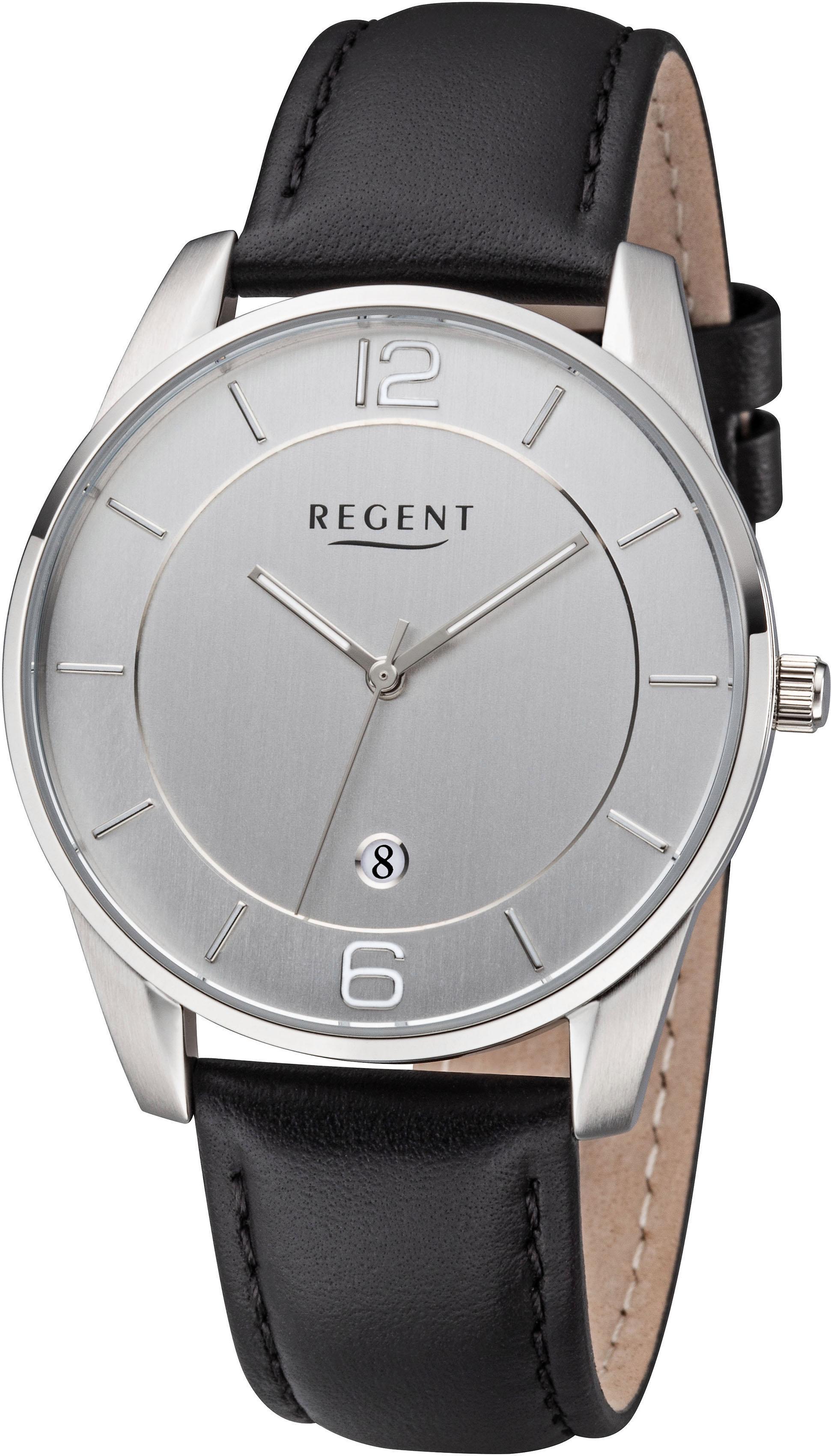 Regent Quarzuhr 1873.44.11, F1236 | Uhren > Quarzuhren | Regent