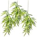 Creativ green Kunstranke »Bambuszweig, hängend«, 3er Set