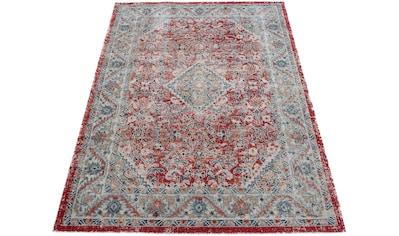 carpetfine Teppich »Noah_1«, rechteckig, 3 mm Höhe, Orient Vintage Look kaufen