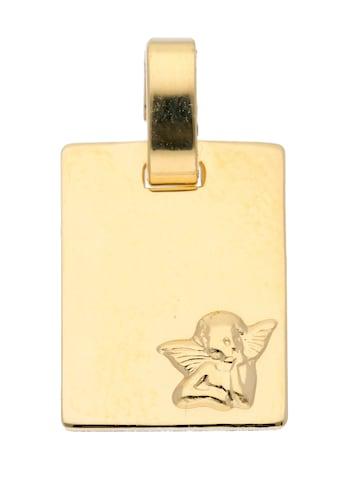 Adelia´s Kettenanhänger »585 Gold Anhänger Amor« kaufen