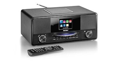 Karcher Internet-Radio »DAB 9000CDi«, (WLAN-Bluetooth Digitalradio (DAB+)-Internetradio 36 W), mit CD-Player (DAB+/UKW, Bluetooth, 2.1 Kanäle) kaufen
