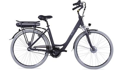 LLobe E - Bike »Metropolitan JOYschwarz 10 Ah«, 3 Gang Nabenschaltung, Frontmotor 250 W kaufen