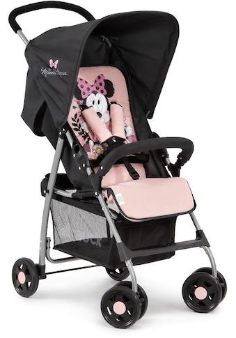 Hauck Kinder-Buggy »Sport, Minnie Sweetheart«, mit schwenk- und feststellbaren Vorderrädern kaufen