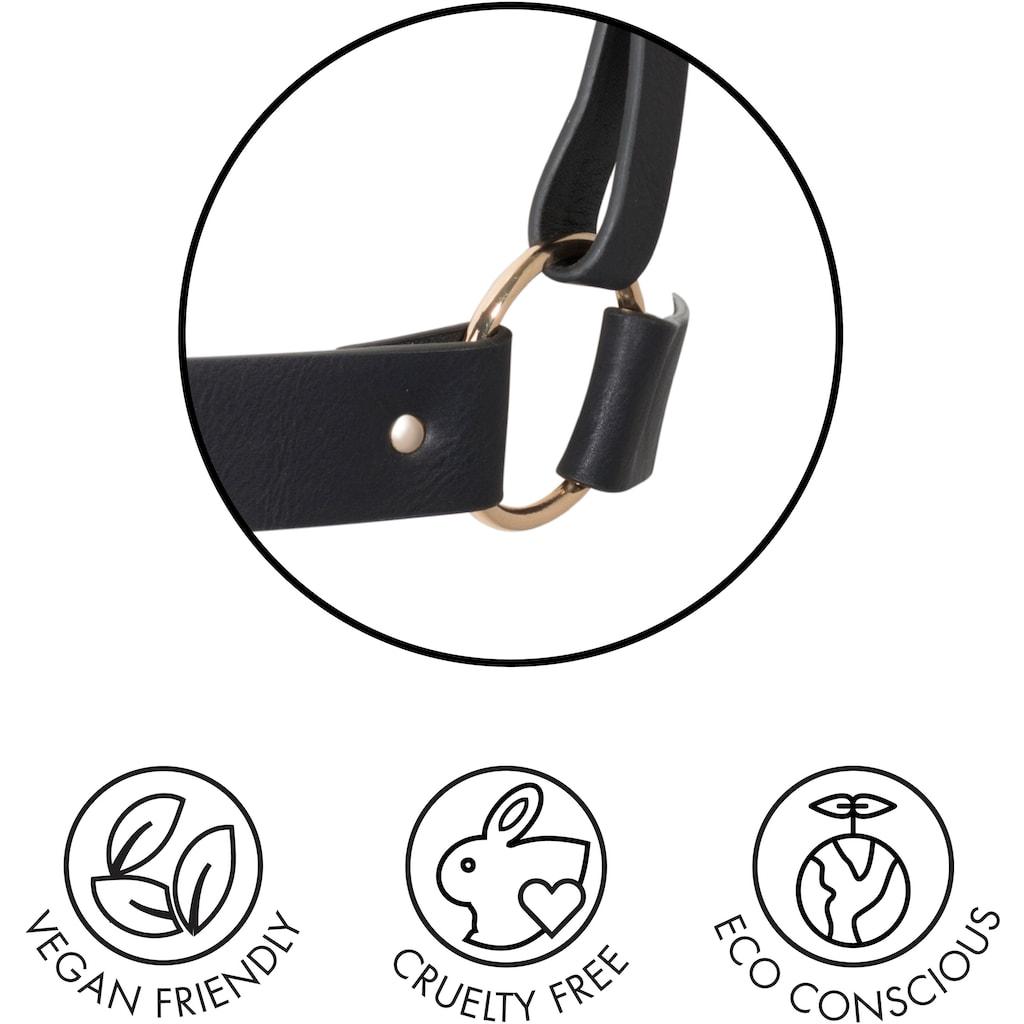 Bijoux Indiscrets Bondage-Gurt »MAZE Wide Belt & Restraints«, mit zusätzlicher Funktion als Handfessel