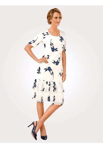 Mona Sommerkleid, mit Plissee-Einsatz kaufen