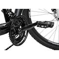 KS Cycling Mountainbike »Topspin«, 21 Gang, Shimano, Tourney Schaltwerk, Kettenschaltung
