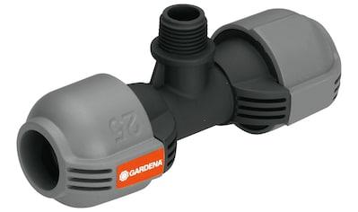 GARDENA T - Stück »Sprinklersystem, 02786 - 20«, 25 mm x 1/2 Zoll Außengewinde kaufen