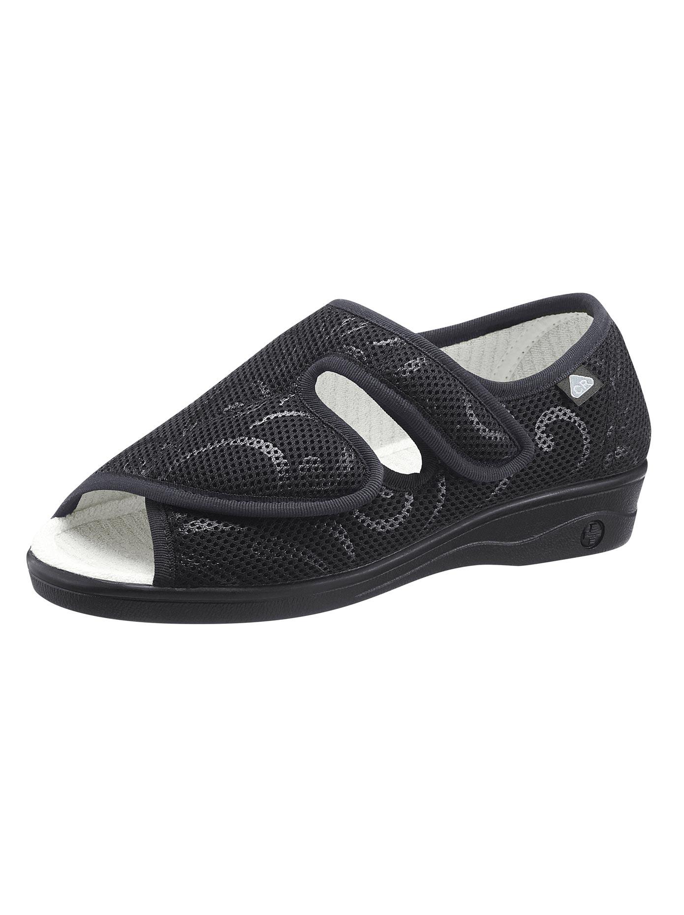 Classic Hausschuh bedruckt   Schuhe > Hausschuhe   Schwarz   Gummi   Classic