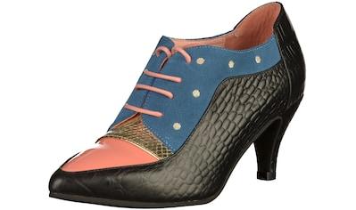 Lola Ramona Schnürpumps »Leder« kaufen