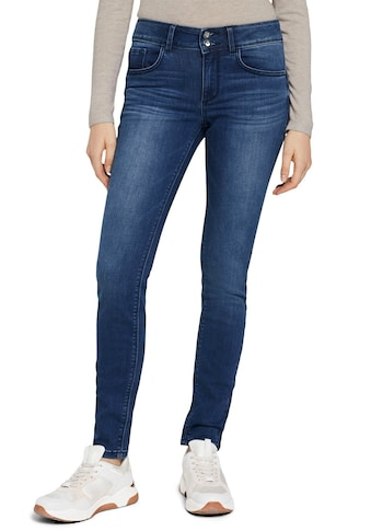 TOM TAILOR Skinny-fit-Jeans, mit Doppelknopf-Verschluss kaufen