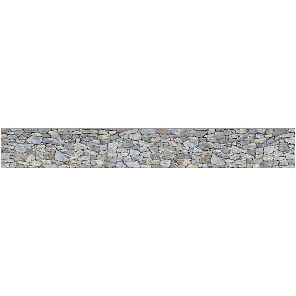 MySpotti Küchenrückwand »fixy Massiom«, selbstklebende und flexible Küchenrückwand-Folie