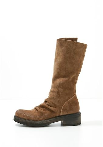 INUOVO Stiefel »Glattleder« kaufen