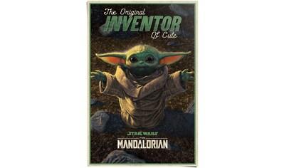 Reinders! Poster »The Mandalorian Star Wars - Serie - Baby Yoda«, (1 St.) kaufen