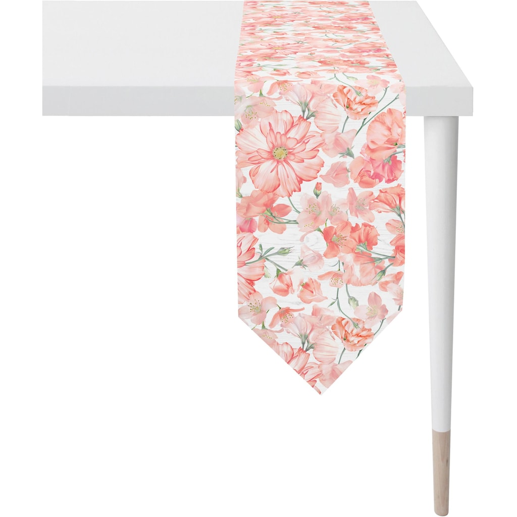 APELT Tischband »1617 Springtime«, Digitaldruck