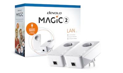 DEVOLO »(2400Mbit, G.hn, Powerline, 2x GbitLAN, Heimnetz)« LAN - Router kaufen