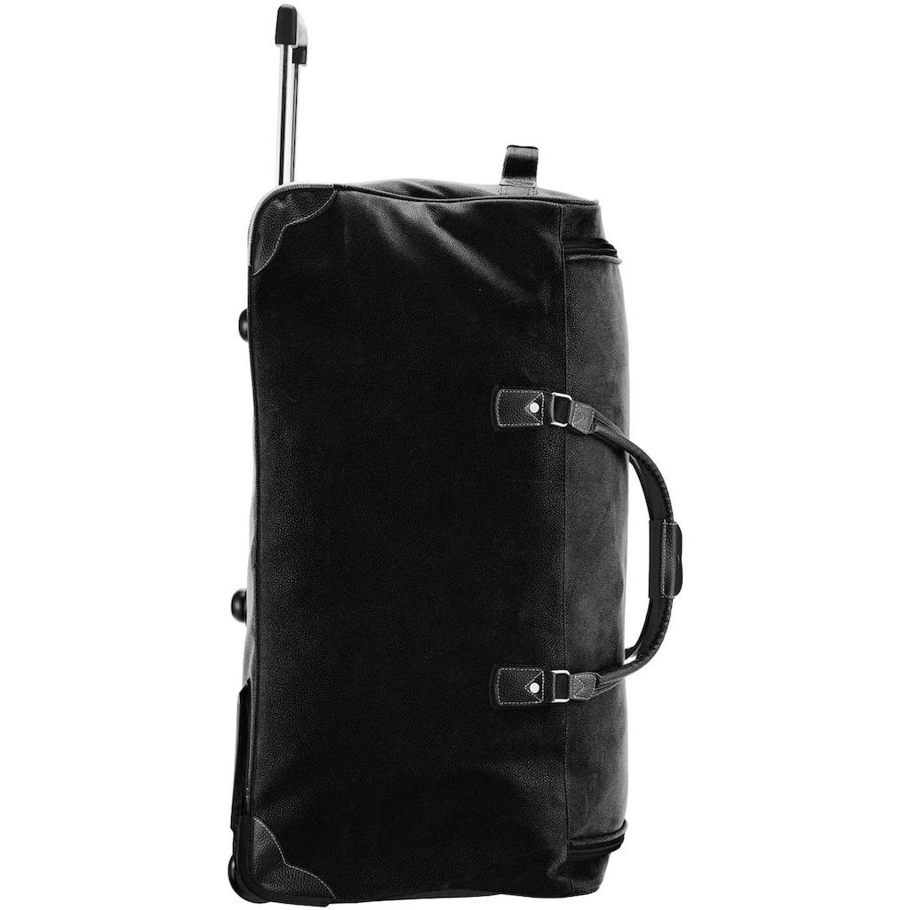Hauptstadtkoffer Reisetasche »Tiergarten, 77 cm«, mit 2 Rollen