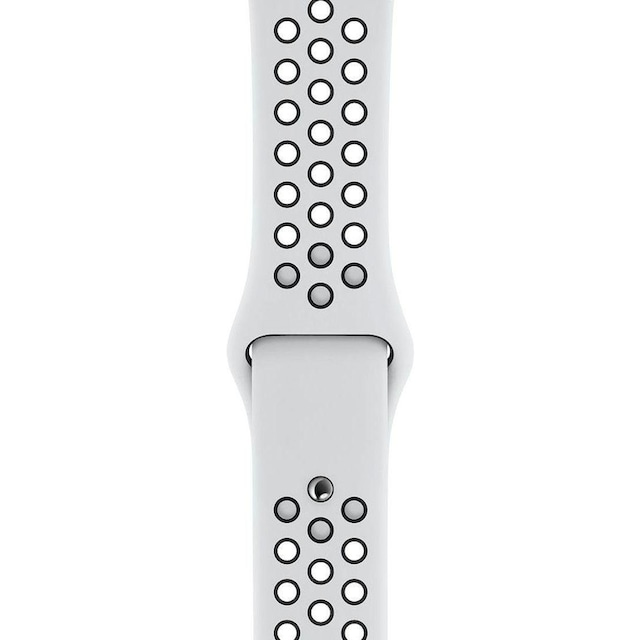 Apple Series 5 Nike GPS + Cellular, Aluminiumgehäuse mit Nike Sportarmband 44mm Watch (Watch OS 6)