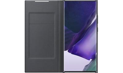 Samsung Flip Case »LED View Cover EF-NN985 für Note 20 Ultra«, Galaxy Note20 Ultra kaufen