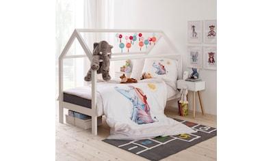 Estella Kinderbettwäsche »WILLY«, mit niedlichem Elefanten kaufen