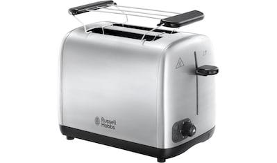 RUSSELL HOBBS Toaster »Adventure 24080-56«, 2 kurze Schlitze, für 2 Scheiben, 850 W,... kaufen