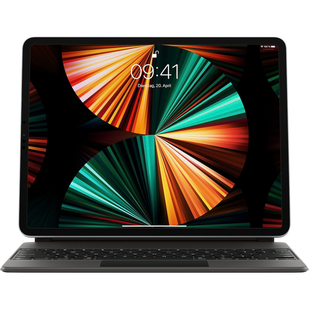 "Apple Tastatur »Magic Keyboard für iPad Pro 12.9"" (5. Generation)«, (USB-Anschluss)"