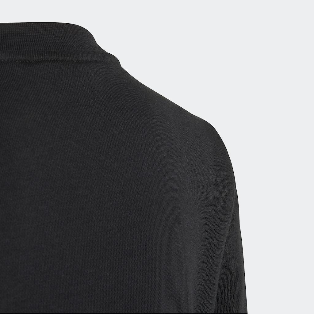 adidas Originals Trainingsanzug »CREW SET ADICOLOR ORIGINALS KIDS REGULAR UNISEX«