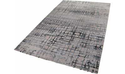 Teppich, »Velvet Grid«, Esprit, rechteckig, Höhe 12 mm, maschinell gewebt kaufen