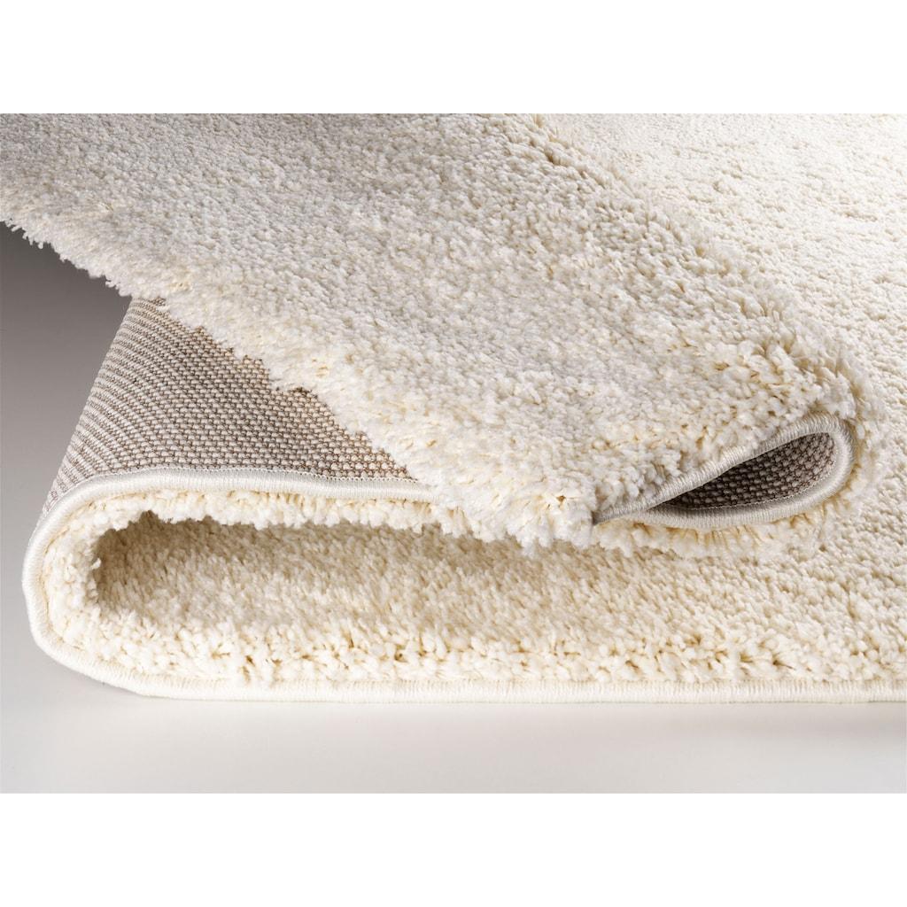 OCI DIE TEPPICHMARKE Hochflor-Teppich »Lobby Shaggy«, rechteckig, 52 mm Höhe, Wohnzimmer