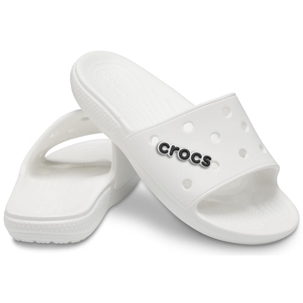 Crocs Badepantolette »Classic Crocs Slide«