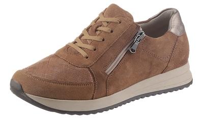 Waldläufer Sneaker »H-VICKY«, mit Ortho-Tritt-Ausstattung, Weite H kaufen
