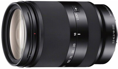 Sony Zoomobjektiv »SEL18200LE« kaufen