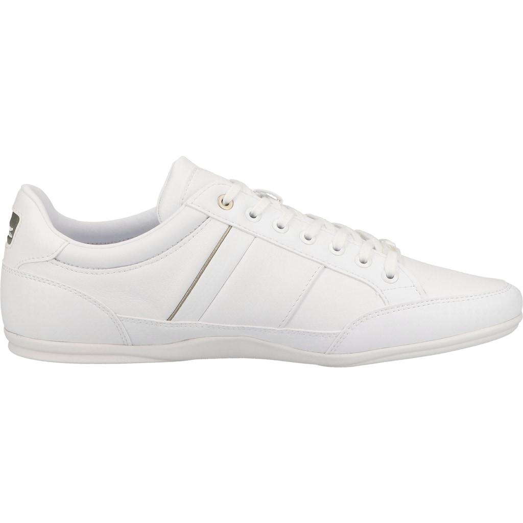 Lacoste Sneaker »Leder/Synthetik«