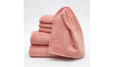 Döhler Handtuch Set »Retro 6-teilig«, Set kaufen