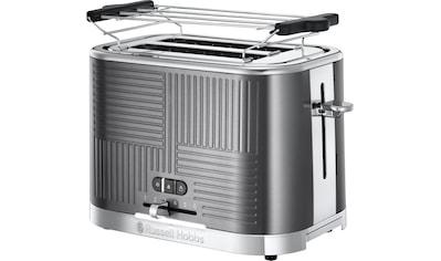 RUSSELL HOBBS Toaster »Geo Steel 25250 - 56«, 1640 Watt kaufen